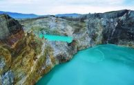 Go Indonesia :: Things You Should Know About Tour To Lake Kelimutu