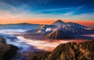 Go Indonesia :: The Fresh Air, Beauty Landscaping Of Bromo Mountain