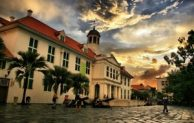 Go Indonesia :: Enjoy Dutch Colonial Atmosphere In Old Town Batavia