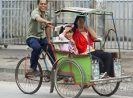 Go Indonesia :: Becak The Indonesian Traditional Mode Of Transportation