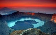 Go Indonesia :: The Natural Beauty Of Rinjani Mountain