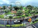 Batu Town Square that makes the envy of all cities in Indonesia