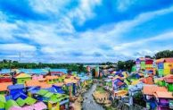 KAMPUNG WARNA WARNI JODIPAN MALANG (COLORFUL VILLAGE)