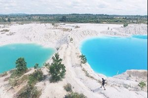 Kaolin Lake Bangka